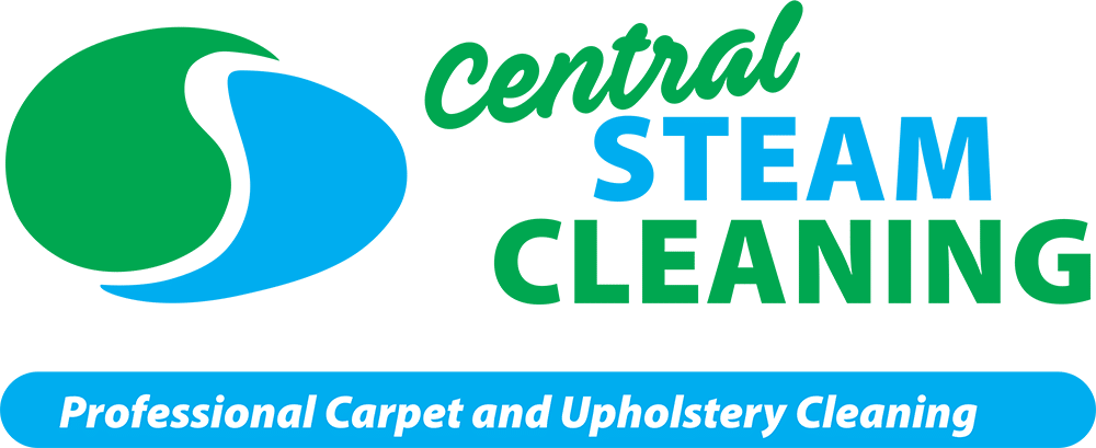Central Steam Cleaning Stirling - Carpet and Upholstery Logo